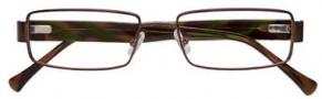 Cole Haan CH220 Eyeglasses Eyeglasses - Brown