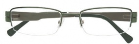 Cole Haan CH223 Eyeglasses Eyeglasses - Olive