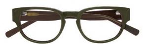 Cole Haan CH224 Eyeglasses Eyeglasses - Olive Laminate