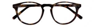 Cole Haan CH235 Eyeglasses Eyeglasses - Olive Tortoise