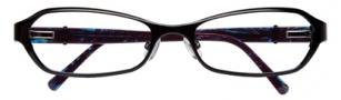 Cole Haan CH947 Eyeglasses Eyeglasses - Black