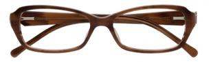 Cole Haan CH949 Eyeglasses Eyeglasses - Brown Horn