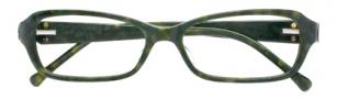 Cole Haan CH949 Eyeglasses Eyeglasses - Green Marble