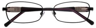 Cole Haan CH951 Eyeglasses Eyeglasses - Black
