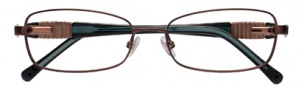 Cole Haan CH951 Eyeglasses Eyeglasses - Brown