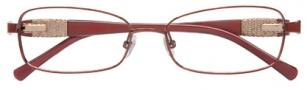 Cole Haan CH951 Eyeglasses Eyeglasses - Burgundy