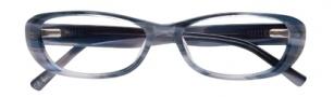 Cole Haan CH958 Eyeglasses Eyeglasses - Blue Horn