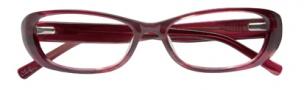 Cole Haan CH958 Eyeglasses Eyeglasses - Wine Horn