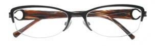 Cole Haan CH959 Eyeglasses Eyeglasses - Black