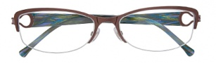Cole Haan CH959 Eyeglasses Eyeglasses - Brown