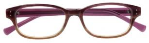 Cole Haan CH961 Eyeglasses Eyeglasses - Plum Horn Fade