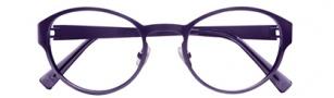 Cole Haan CH962 Eyeglasses Eyeglasses - Purple