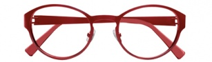 Cole Haan CH962 Eyeglasses Eyeglasses - Red