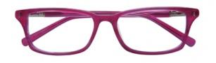Cole Haan CH963 Eyeglasses Eyeglasses - Magenta Horn