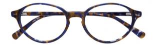 Cole Haan CH965 Eyeglasses Eyeglasses - Blue Multi
