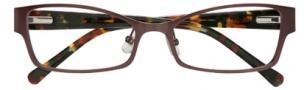 Cole Haan CH966 Eyeglasses Eyeglasses - Brown