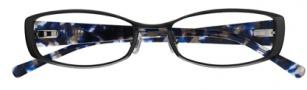 Cole Haan CH969 Eyeglasses Eyeglasses - Black