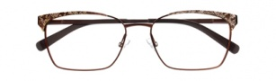 Cole Haan CH1002 Eyeglasses Eyeglasses - Brown