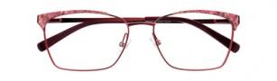 Cole Haan CH1002 Eyeglasses Eyeglasses - Wine