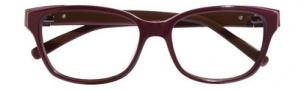 Cole Haan CH1005 Eyeglasses Eyeglasses - Eggplant