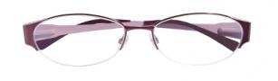 Cole Haan CH1007 Eyeglasses Eyeglasses - Aubergine