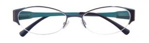 Cole Haan CH1007 Eyeglasses Eyeglasses - Ink