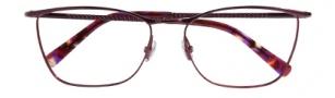 Cole Haan CH1009 Eyeglasses Eyeglasses - Plum