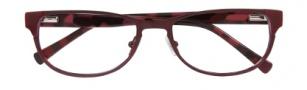Cole Haan CH1010 Eyeglasses Eyeglasses - Wine