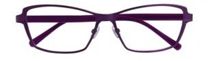 Cole Haan CH1011 Eyeglasses Eyeglasses - Purple