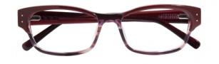 Cole Haan CH1012 Eyeglasses Eyeglasses - Burgundy Horn