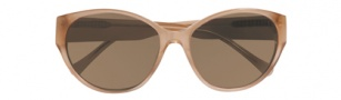 Cole Haan CH616 Sunglasses Sunglasses - Honey