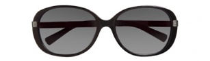 Cole Haan CH617 Sunglasses Sunglasses - Black