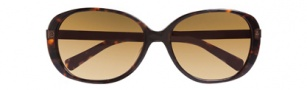 Cole Haan CH617 Sunglasses Sunglasses - Tortoise
