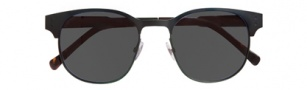 Cole Haan CH689 Eyeglasses Sunglasses - Black