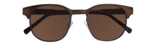 Cole Haan CH689 Eyeglasses Sunglasses - Brown
