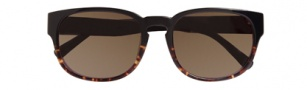 Cole Haan CH693 Sunglasses Sunglasses - Tortoise Fade Laminate
