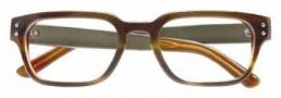 Cole Haan CH221 Eyeglasses Eyeglasses - Olive Horn