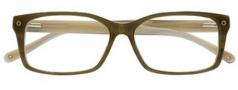 Cole Haan CH942 Eyeglasses Eyeglasses - Olive Laminate