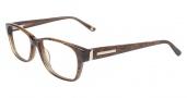 Anne Klein AK5017 Eyeglasses Eyeglasses - Mocha Animal
