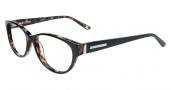 Anne Klein AK5016 Eyeglasses Eyeglasses - Black Tortoise
