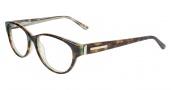 Anne Klein AK5016 Eyeglasses Eyeglasses - Tortoise Mint
