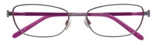 Ellen Tracy Andorra Eyeglasses Eyeglasses - Navy