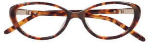Ellen Tracy Athens Eyeglasses Eyeglasses - Tortoise