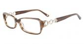 Anne Klein AK5009 Eyeglasses Eyeglasses - Honey