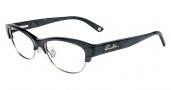 Anne Klein AK5008 Eyeglasses Eyeglasses - Black Marble
