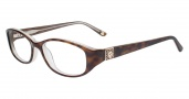 Anne Klein AK5007 Eyeglasses Eyeglasses - Brown Tortoise