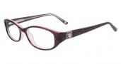 Anne Klein AK5007 Eyeglasses Eyeglasses - Burgundy Tortoise