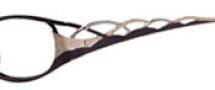 Ellen Tracy Buenos Aires Eyeglasses Eyeglasses - Onyx