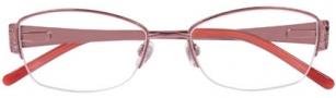 Ellen Tracy Cannes Eyeglasses Eyeglasses - Mauve