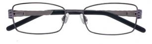 Ellen Tracy Corsica Eyeglasses Eyeglasses - Navy